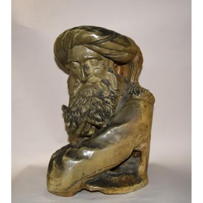 Buste de Prophète - Anonyme (XXe s.)