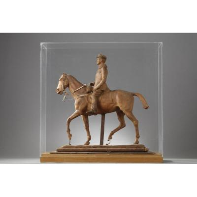 Horseman, French General - Anonymous