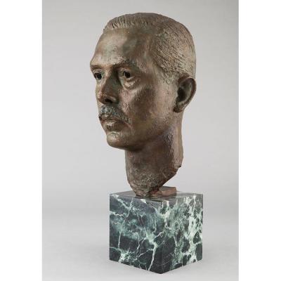 Portrait d'Hans Gerling - Arno BREKER (1900-1991)