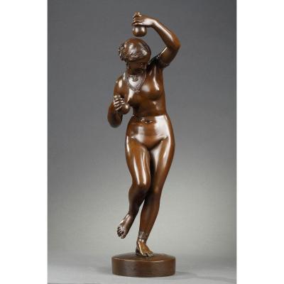 Danseuse Aux Coloquintes - James Pradier (1790-1852)