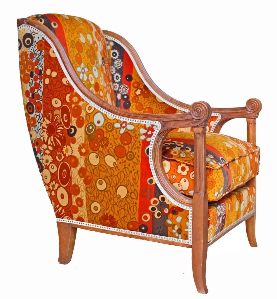 henri rapin 1873 1939 ensemble de fauteuils art nouveau fauteuils. Black Bedroom Furniture Sets. Home Design Ideas