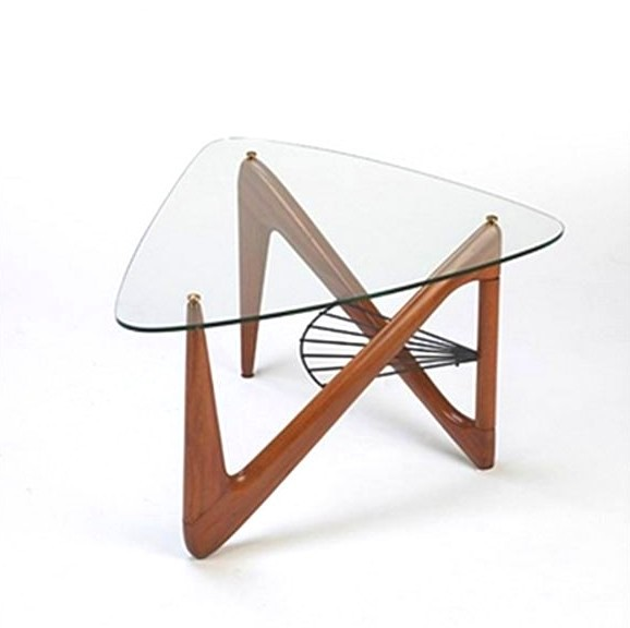 Louis Sognot: Table Forme Libre Circa 1955
