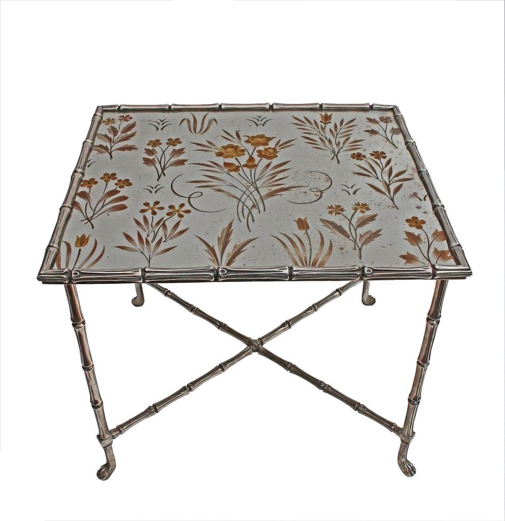 Table Art Déco Maison Bagues