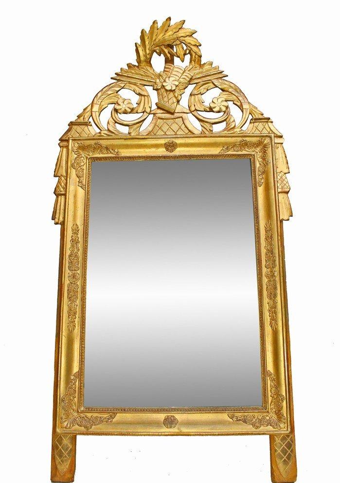 Grand Miroir Provençal époque Empire circa 1800