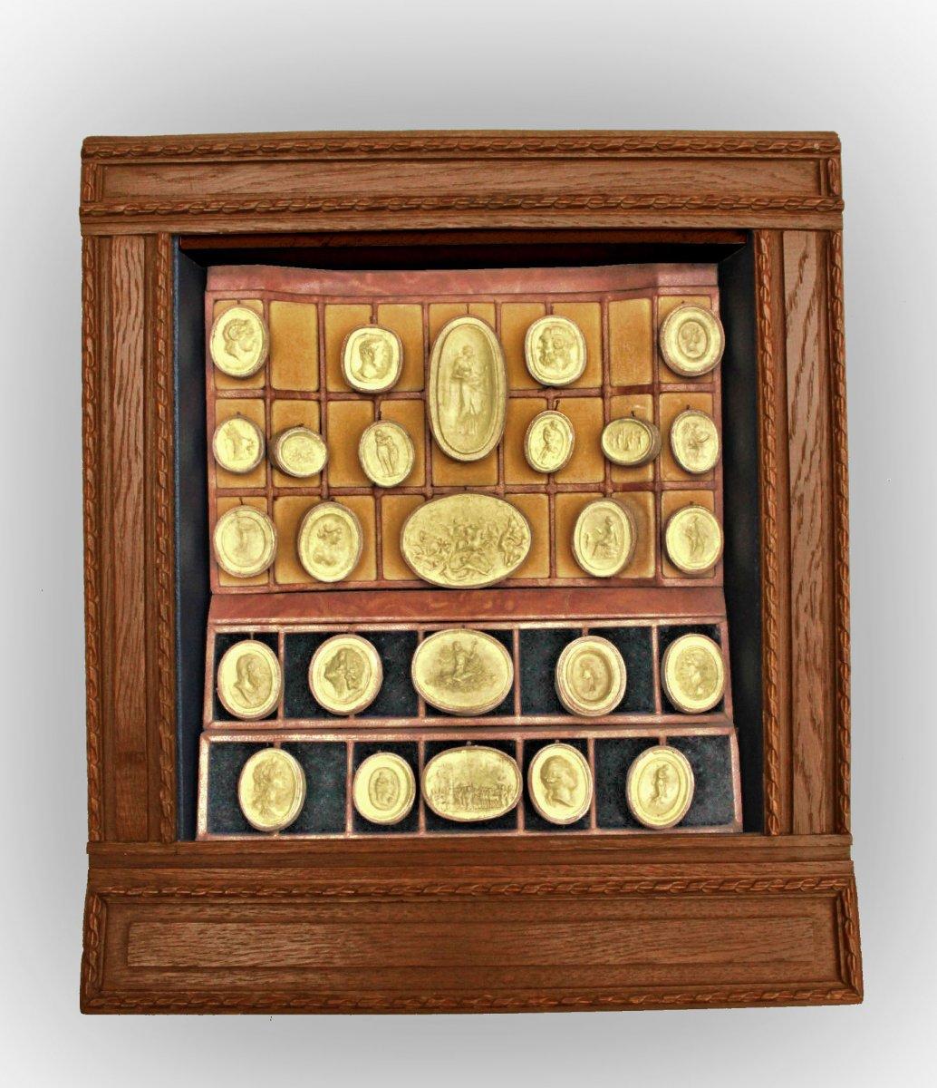 Collection d'Empreintes d'Intailles XIXe