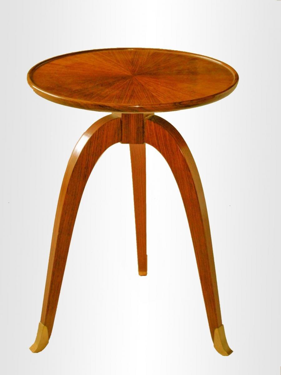 Maurice Pré Art Deco Table Model Ruhlmann