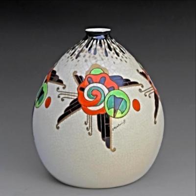 Grand Art Deco Vase 1925
