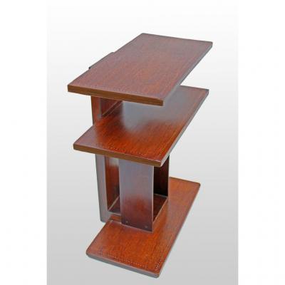 André Sornay (1902-2000) Table Cubiste Art Déco
