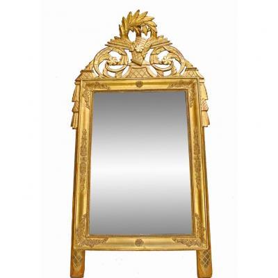 Miroir ancien sur proantic empire consulat for Miroir des vanites