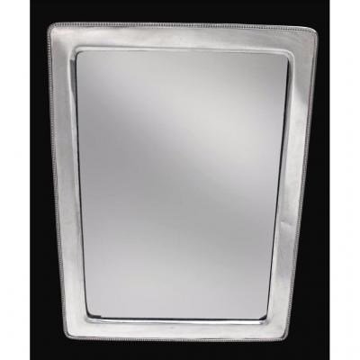 Sterling Silver Mirror XIXe