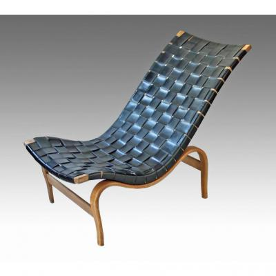 Bruno Mathsson Lounge Chair Art Déco 1935-40