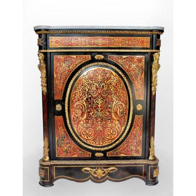 Napoleon III Furniture Boulle Marquetry