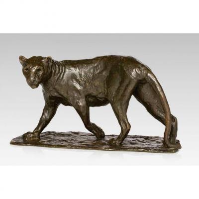 Roger Godchaux (1878-1958) Bronze Animalier Fondeur Susse Paris