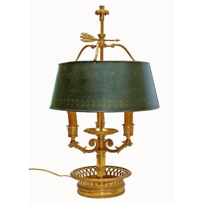 Lampe Bouillotte Directoire XIXe