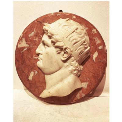 Profil D'empereur Romain