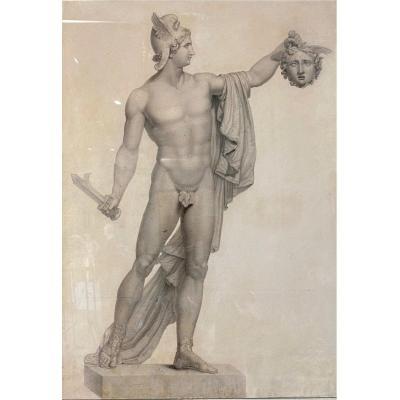 Triomphant Perseus