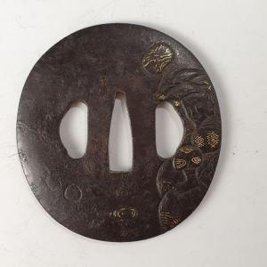 1459-2 Tsuba