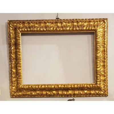 Golden Frame, Bologne, Italy XVIIth Century