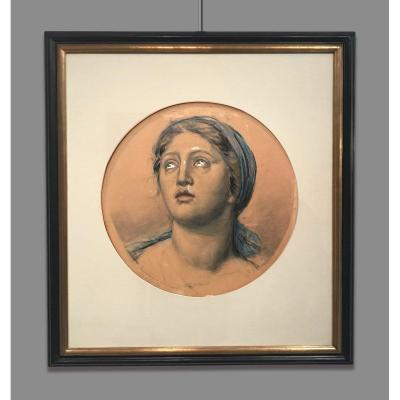 Vincenzo Gemito (1852-1929) Mai, jour de l'Ascension, 1914