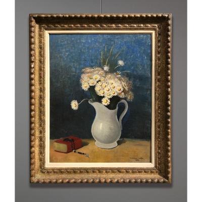 Madeleine Luka (1894-1989)Marguerites, 1937