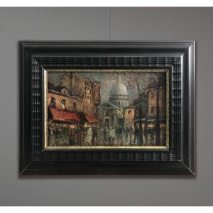 20th Century Artist, Montmartre