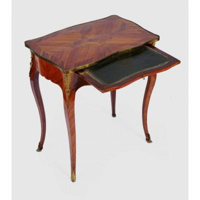 Writing Table Stamped By Pierre IV Migeon