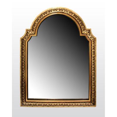 Miroir De Table En Marqueterie Boulle époque Louis XIV