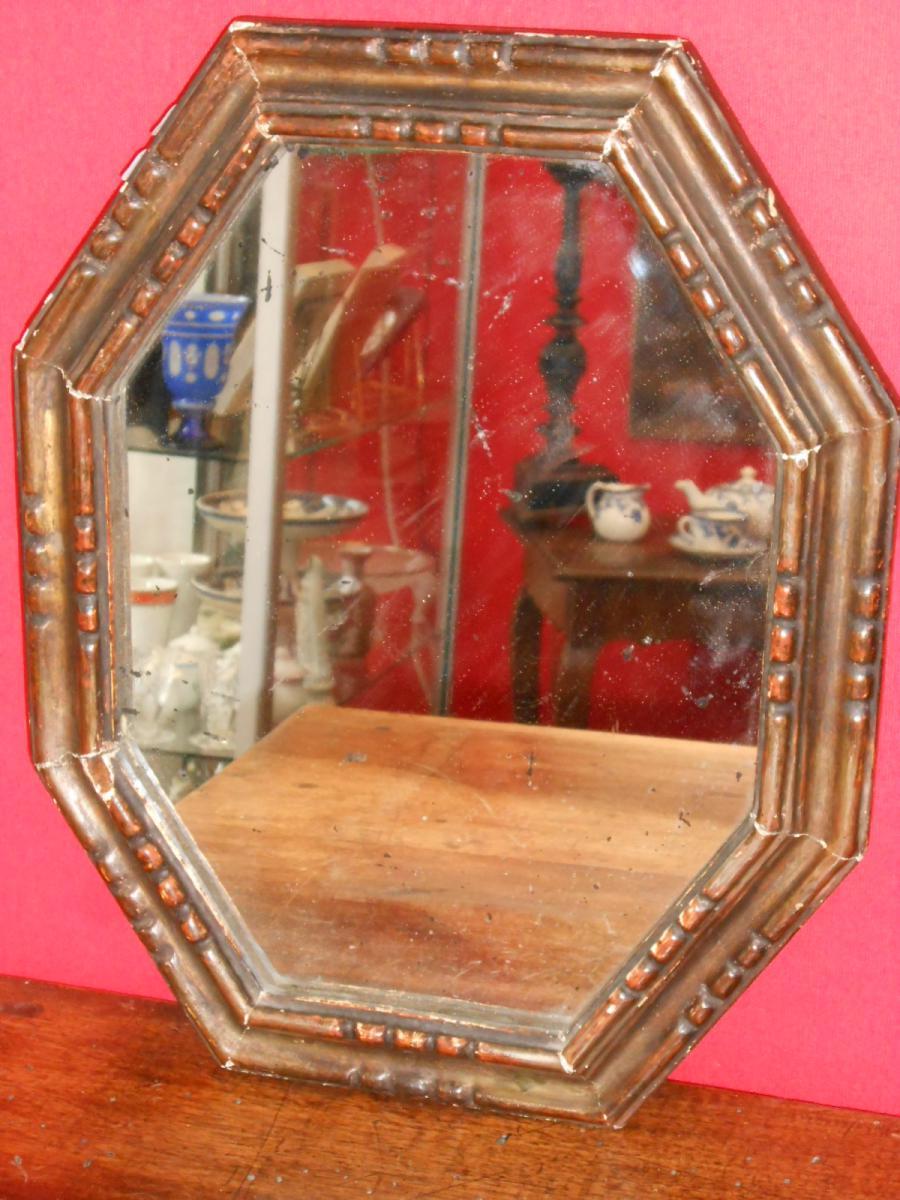 Petit Miroir d'époque 17è