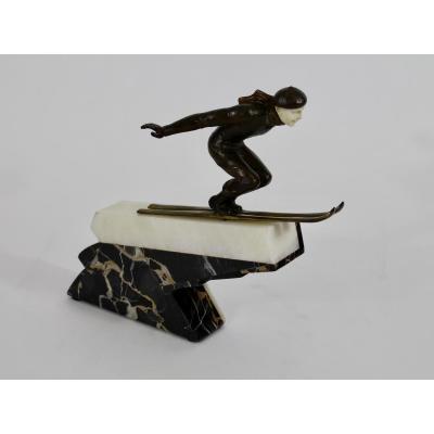 Jacquemin Ski Jump