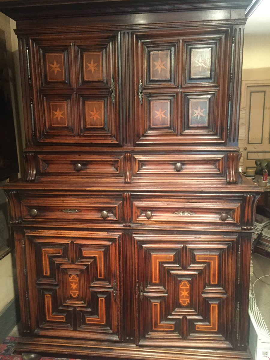 Two Body Sideboard
