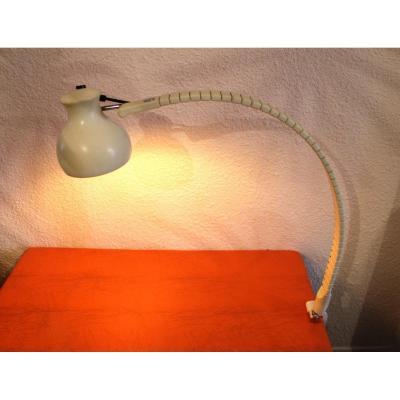 Lampe de Bureau, Modèle 659 Flex, par Elio Martinelli
