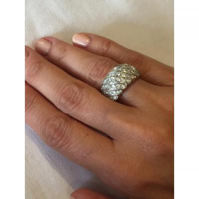 Bague Diamants