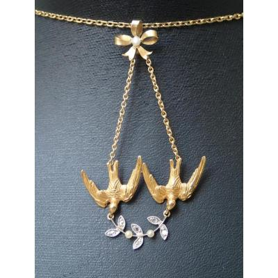 Pendentif Colombes