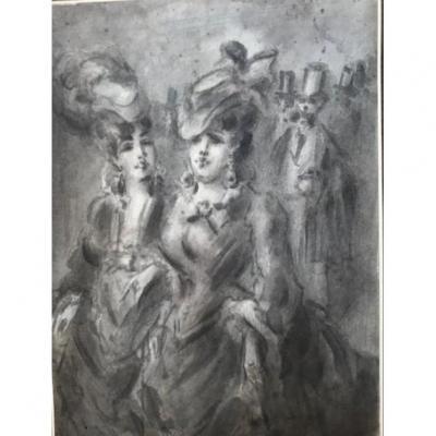CONSTANTIN GUYS 1802-1892