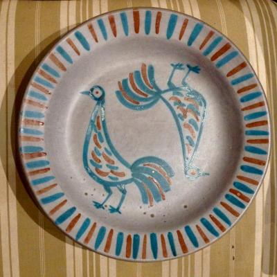 Plate By Ruelland