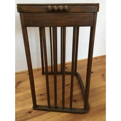 Bentwood Console By Josef Hoffmann Edited By J. And J. Kohn