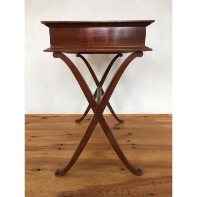 Neoclassical Console Around 1940, Evoking André Arbus.
