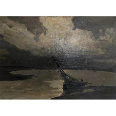 Albert Matignon, Oil On Canvas,