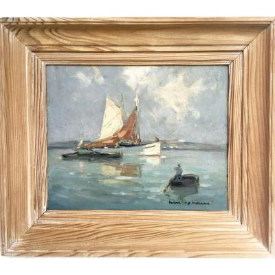 Cahours Henri Maurice (1889 1954)<br />