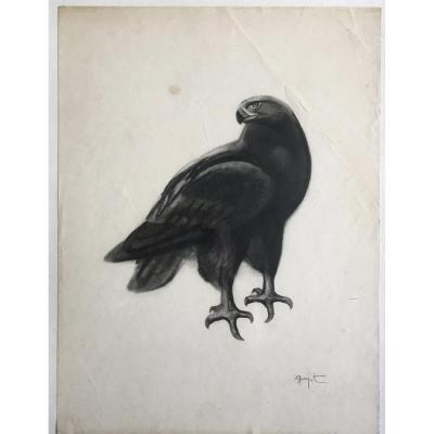 Georges Lucien Guyot. Paul Jouve Lithographie Animalière