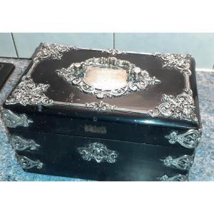 Nice Nineteen Century Jewelry Box