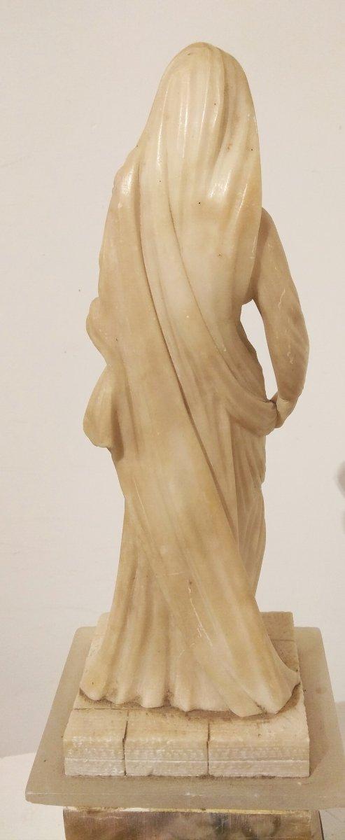 Sculpture En Albâtre De -photo-4