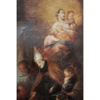 Huile papier Saint Thomas De Villeneuve
