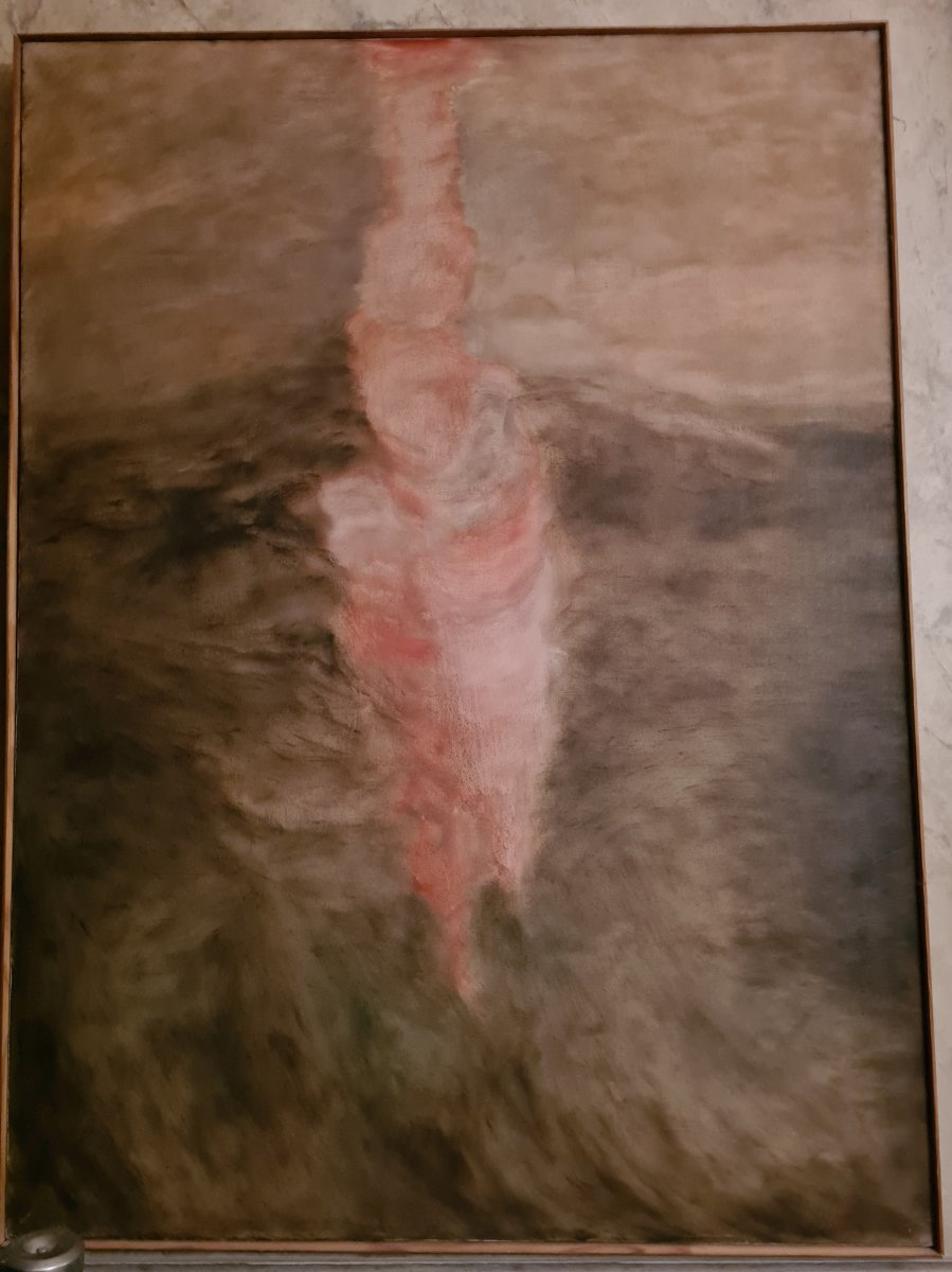Oil On Canvas Pierre Dmitrienko