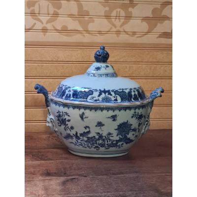 Soupière Porcelaine Chine