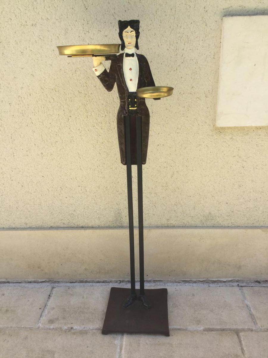 Serviteur Maître D'hotel