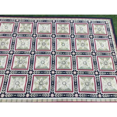Grand Tapis Aubusson 367x250 Cm