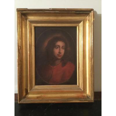 Portrait D'enfant époque Début XIXÉme