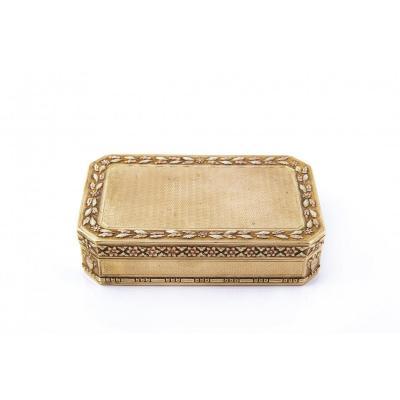 Boîte d'or