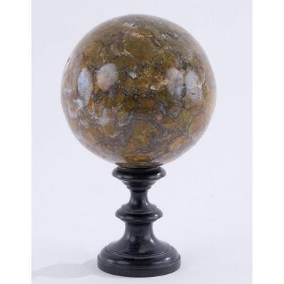 Sphère d'Agate